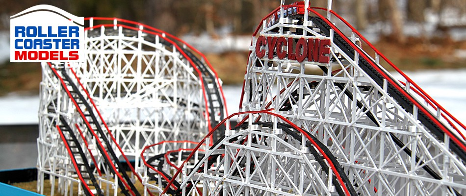 Coney Island Cyclone - Modern Edition